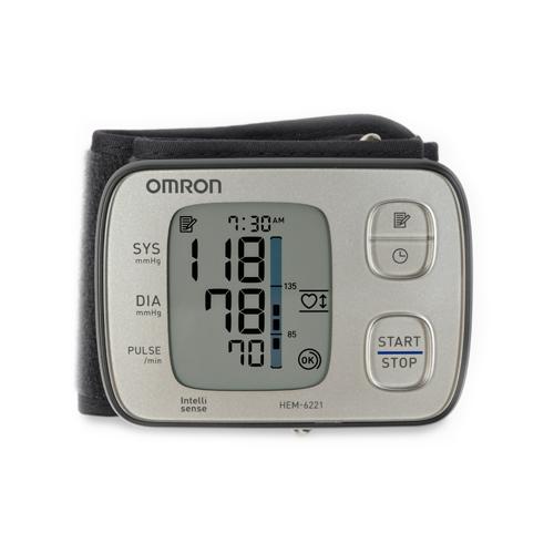 Máy đo huyết áp cổ tay HEM-6221 1