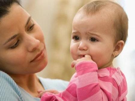 Cách xử lý khi trẻ bị viêm mũi 1