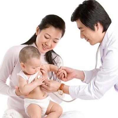 Trẻ thở khò khè và các biện pháp khắc phục an toàn 1