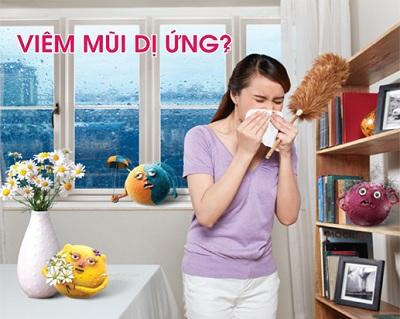 Nguyên nhân viêm mũi dị ứng 2