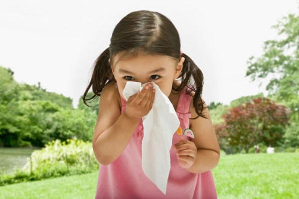 Phòng tránh viêm mũi dị ứng ở trẻ nhỏ