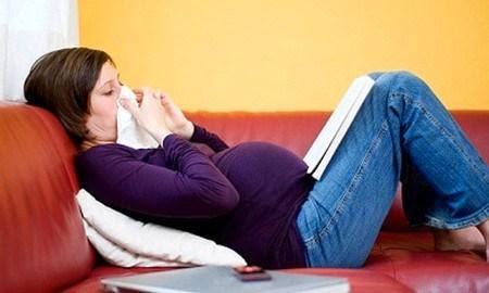 Viêm mũi dị ứng ở bà bầu: Có ảnh hưởng tới thai nhi? 1