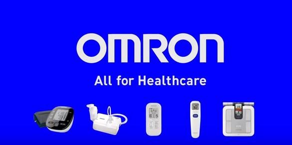 Omron – An toàn – Chất lượng – Dễ sử dụng