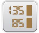 Máy đo huyết áp bắp tay JPN600 5
