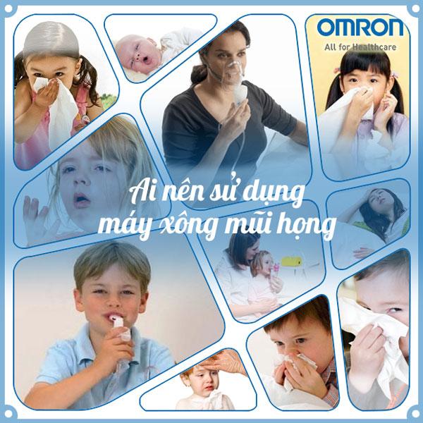 Bác sỹ tư vấn nên hay không nên dùng máy xông mũi họng tại nhà? 1