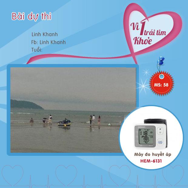 Chia sẻ của khách hàng Linh Khanh 1