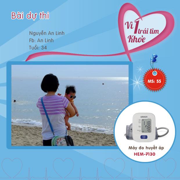 Chia sẻ của chị Nguyễn An Linh 1