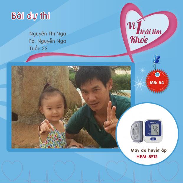 Chia sẻ của chị Nguyễn Thị Nga 1