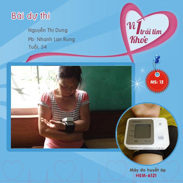 Chia sẻ của khách hàng Nguyễn Thị Dung
