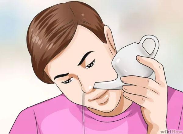 Rửa mũi thường xuyên 1