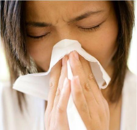 Dấu hiệu của bệnh viêm mũi dị ứng 1