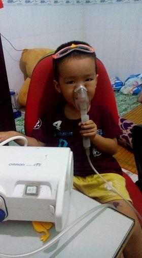 Chia sẻ cách phòng tránh viêm đường hô hấp cho trẻ khi giao mùa 1