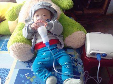 Chia sẻ chữa hen suyễn cho trẻ sơ sinh