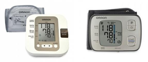 Lưu ý chọn khi chọn mua máy đo huyết áp tại nhà 1