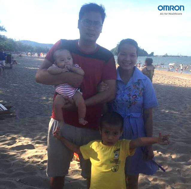 Chia sẻ về hành trình làm mẹ của bạn Lê Thị Linh 1