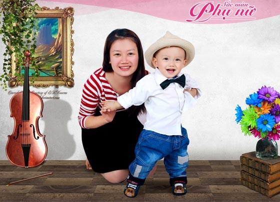Chia sẻ niềm hạnh phúc khi được làm mẹ của chị Ngọc Lý 1