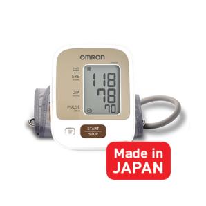 Máy đo huyết áp bắp tay tự động JPN500