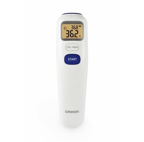 Những tính năng vượt trội của nhiệt kế đo trán 2