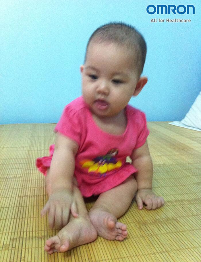 5. Bổ sung nước cho cơ thể bé 1