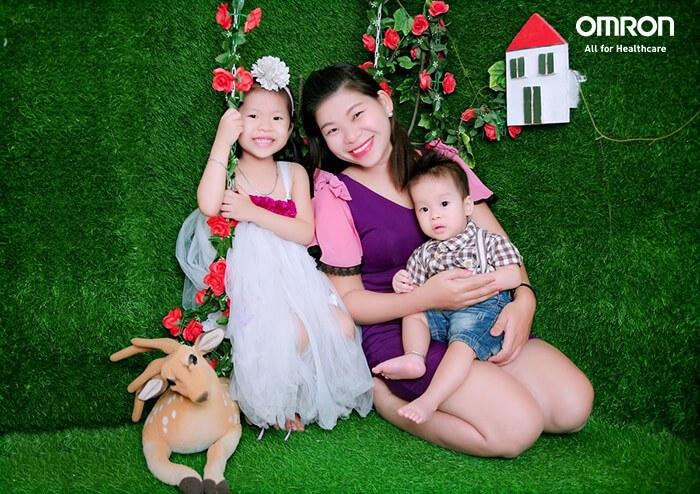 Chia sẻ của mẹ Phương Ban Mai: Con sốt rồi mẹ phải làm sao? 1