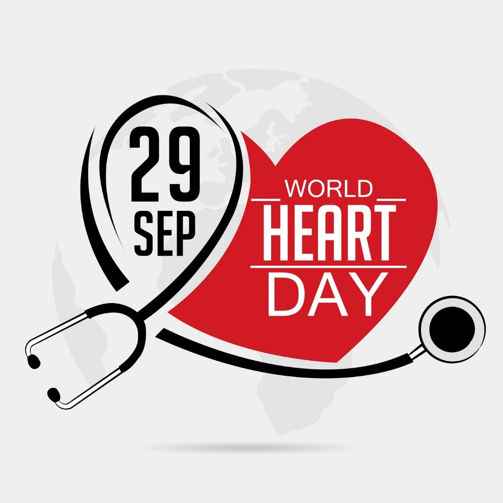 Sự ra đời ngày tim mạch thế giới (World Heart Day) 1
