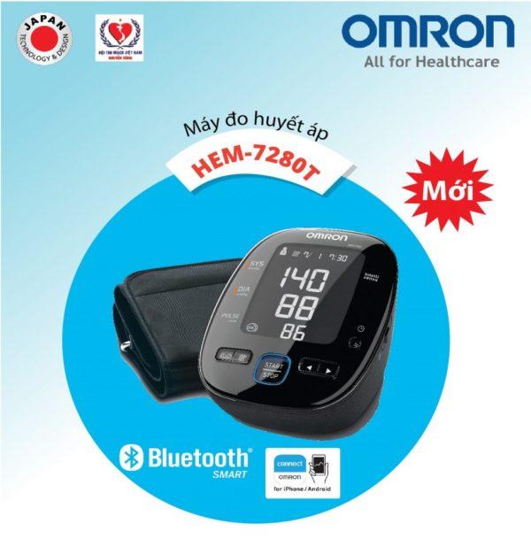 Máy đo huyết áp Omron công nghệ cao cấp đến từ Nhật Bản 1