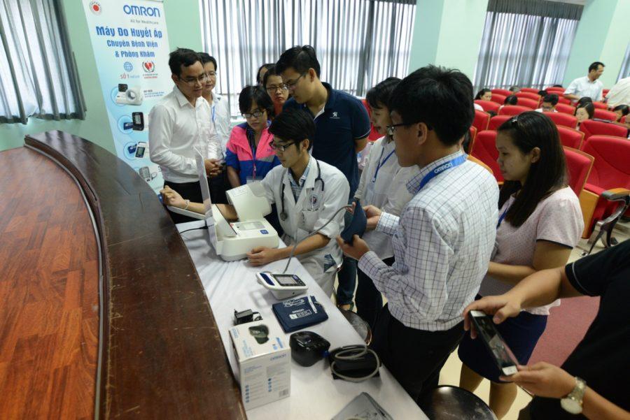Mở rộng chương trình đào tạo của Học viện Omron tại khu vực Châu Á - Thái Bình Dương 1
