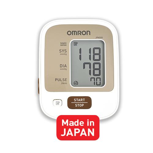 Máy đo huyết áp bắp tay tự động JPN500 1
