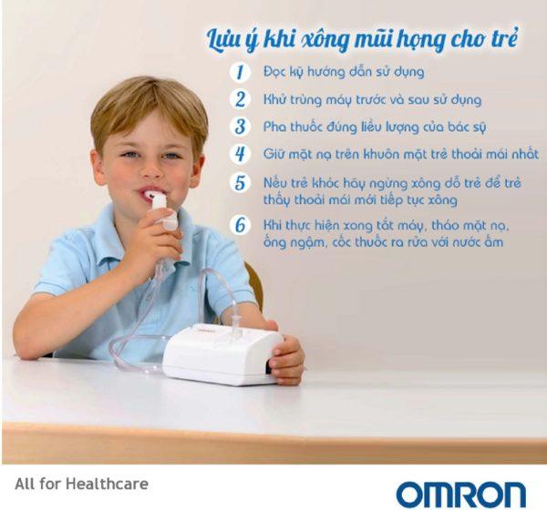 Máy xông mũi họng – Lời khuyên của chuyên gia y tế 2