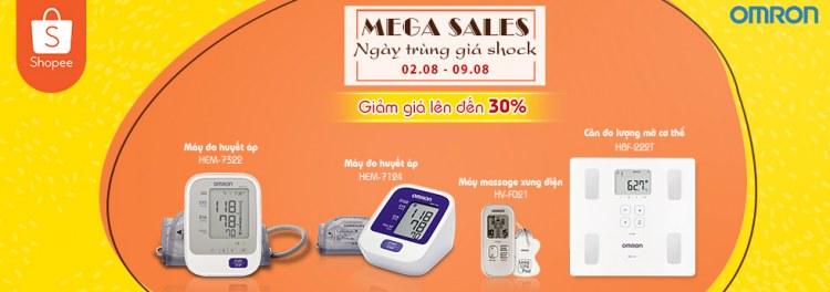 Mega Sales - Ngày trùng giá shock chỉ có tại Shopee 1