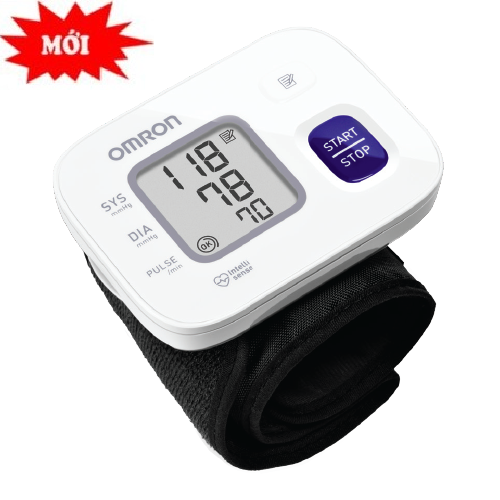 Máy đo huyết áp HEM-6161 1