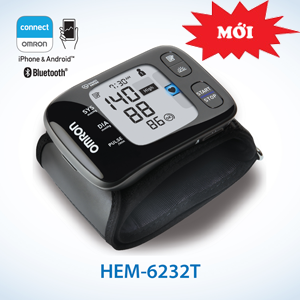 Máy đo huyết áp HEM-6232T 1