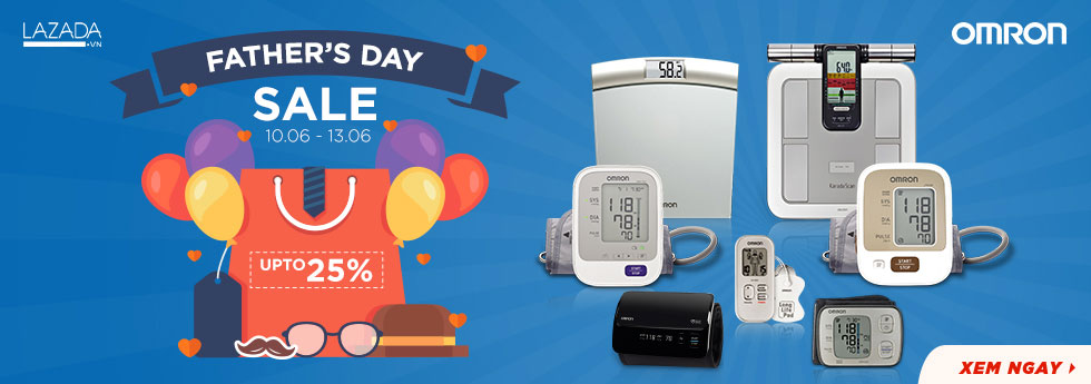 HAPPY FATHER'S DAY SALES UPTO 25% 1