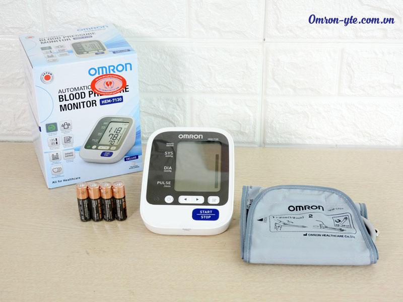 Máy đo huyết áp Hem 7130 - Sự lựa chọn hoàn hảo 1