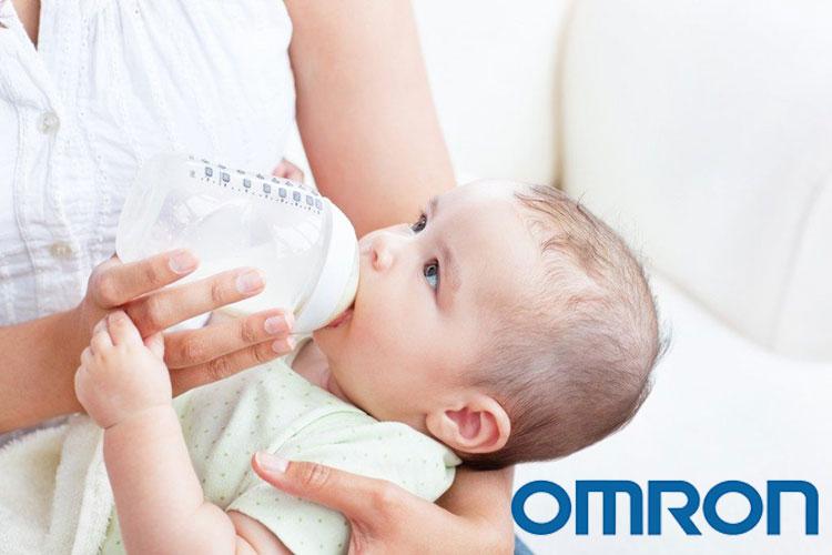 Cho trẻ bú sữa mẹ nhiều hơn 1